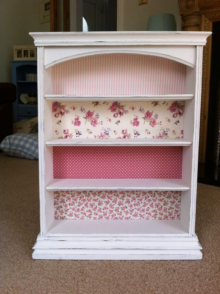 Latest 1000 Ideas About Shabby Chic Bookcase On Pinterest Pine Shabby Regarding Shabby Chic Bookcases (View 7 of 15)