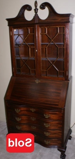 Latest Antique Secretary Desk (View 11 of 15)