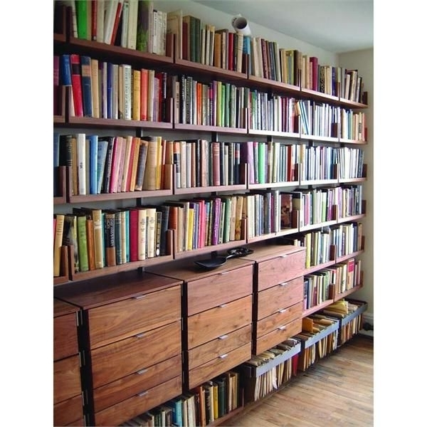 Latest Astonishing Interior And Exterior Designs On Book Shelving Systems Pertaining To Book Shelving Systems (View 8 of 15)