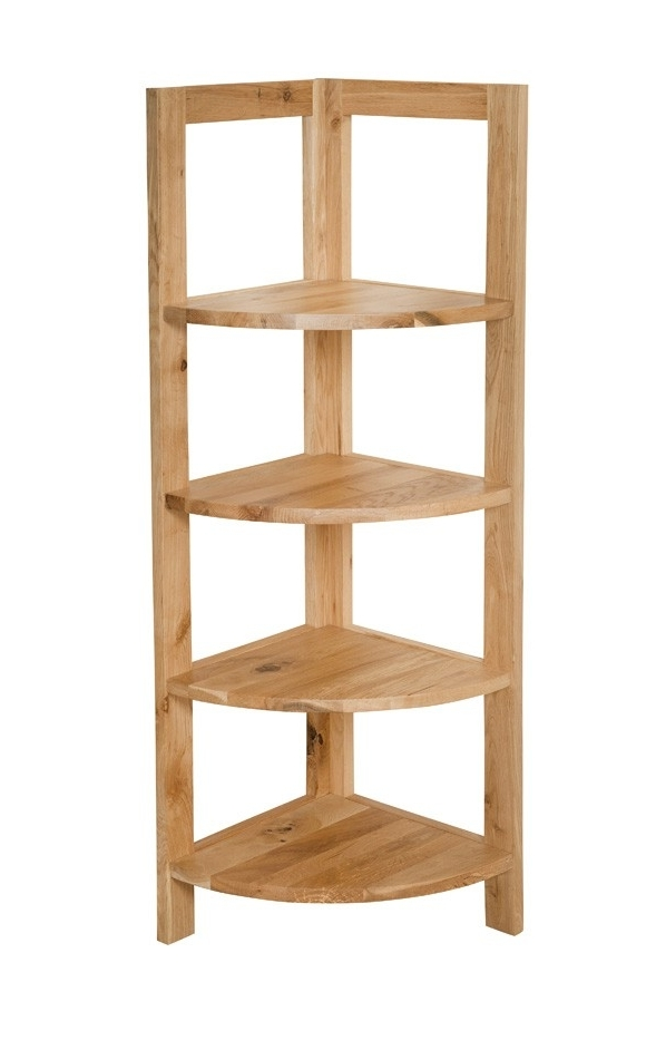 Latest Corner Oak Bookcases Throughout Use Of Corner Shelve Units – Tcg (View 10 of 15)