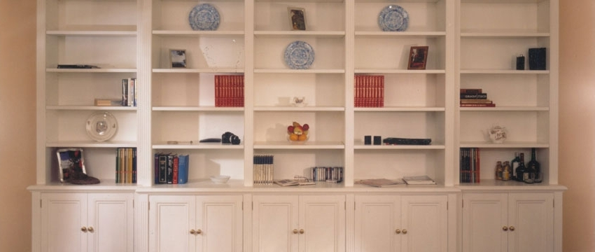 Latest Custom Wood Bookcase London In Bespoke Bookcases (View 8 of 15)