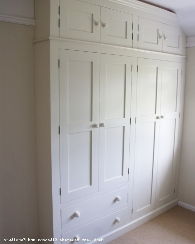 Latest Handmade Fitted Wardrobes For Luxury Bedroomsmark Last, Suffolk Throughout Handmade Cupboards (View 3 of 15)