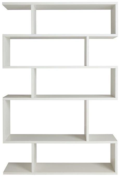 Latest White Shelving Units For Contentterence Conran Balance White Storage Tall Shelving Unit (View 4 of 15)