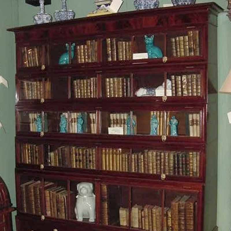 Lawyer Bookcases With Regard To 2018 Lawyer Bookcase Barrister Bookcases : Doherty House – Lawyer Bookcase (View 8 of 15)