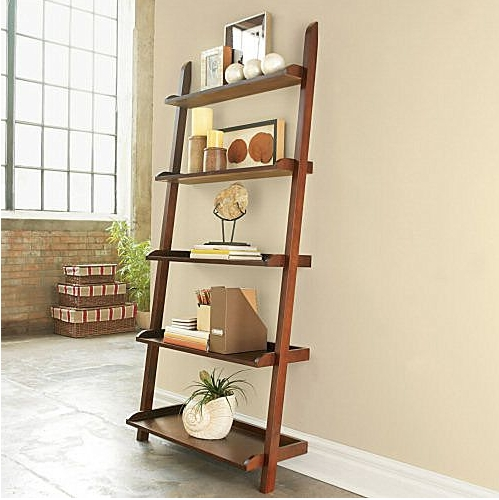 Leaning Bookshelf For Home And Libraries – Bestartisticinteriors Regarding Most Recent Leaning Bookcases (View 9 of 15)