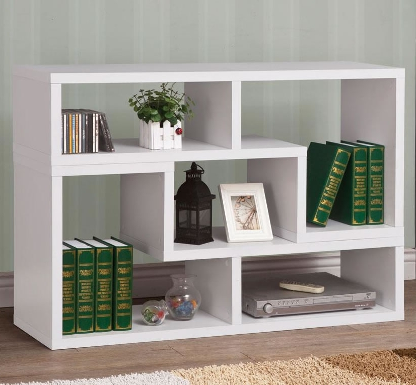 Let's See 24 Stylish Wall Mounted Bookcase — Montserrat Home Design Pertaining To Most Recent White Walmart Bookcases (View 7 of 15)