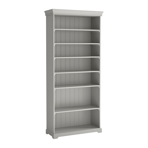 Liatorp Bookcase – Gray – Ikea Pertaining To Most Recently Released Ikea Bookcases (View 11 of 15)