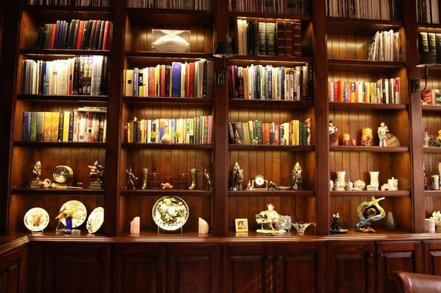 Library Bookcases Lighting In Favorite Bookcases Ideas: Shelf Lighting – Lights For Inside Bookcases And (View 13 of 15)