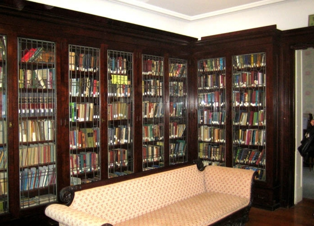 Library Bookshelves For Home 15 Best Ideas Of Shelving System 19 For Well Known Home Library Shelving System (Gallery 9 of 15)
