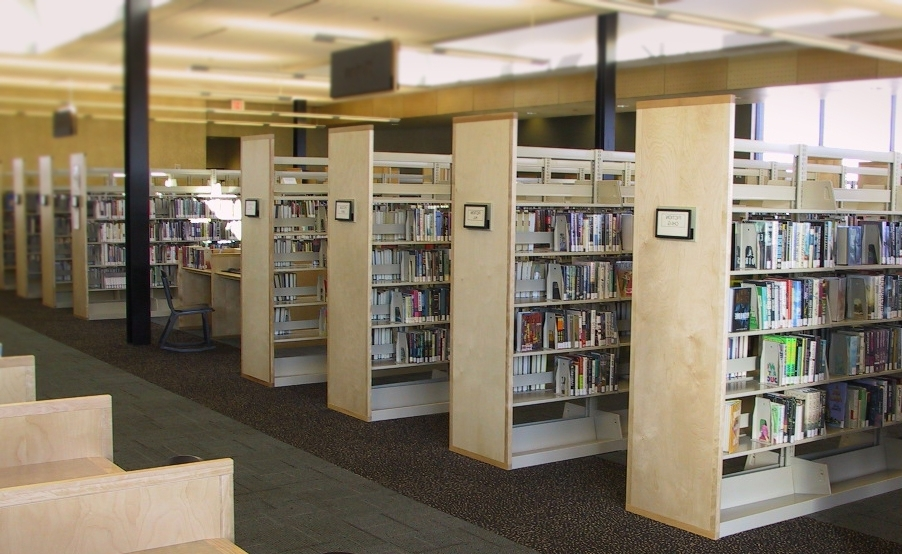 Library Shelving – Embury Ltd Intended For Famous Library Shelfs (View 4 of 15)
