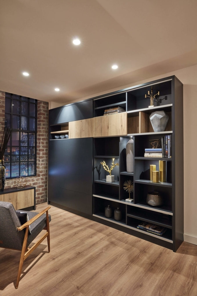 Living Room Furniture – Fitted Lounge Furniture – Neville Johnson Inside Most Popular Bespoke Tv Cabinet (View 13 of 15)