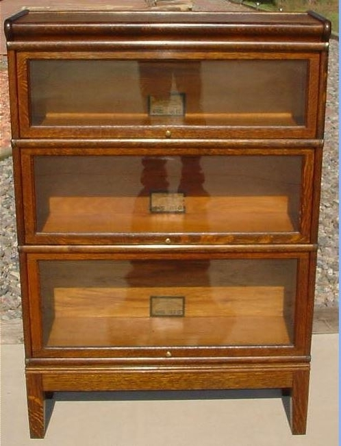 Locking Bookcases Intended For Latest Bookcases Ideas: Adorable Locking Bookcase Images Gallery Locking (View 2 of 15)