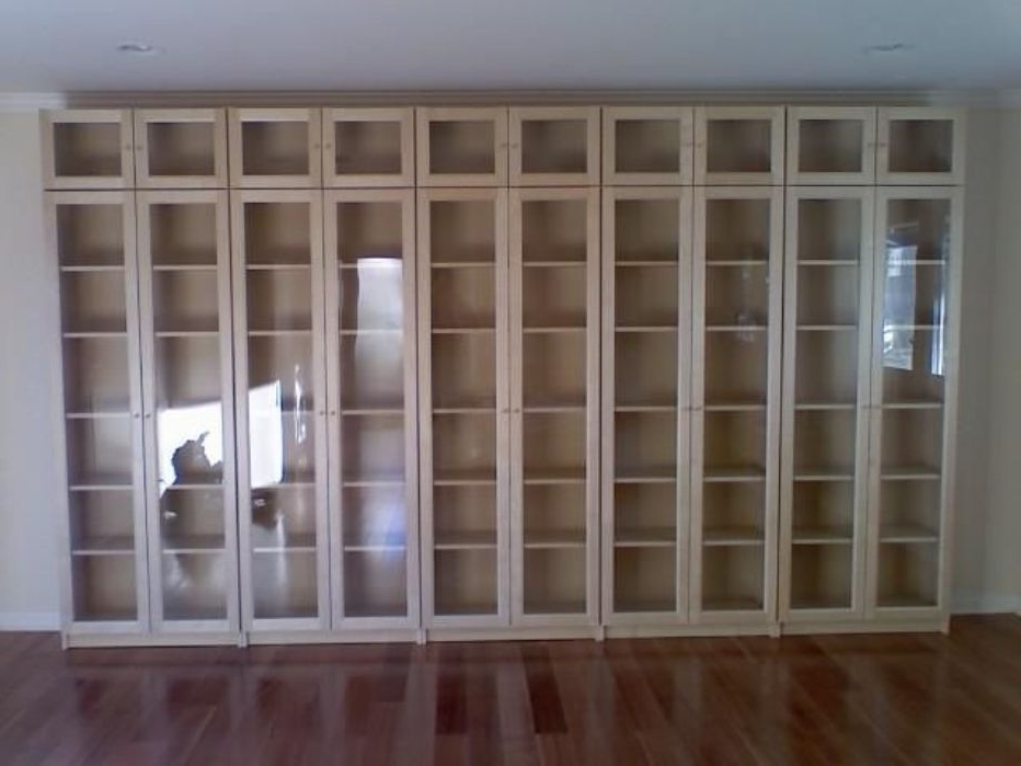 Locking Bookcases Intended For Widely Used Bookshelf With Glass Doors And Lock : Doherty House – Bookcase (View 6 of 15)