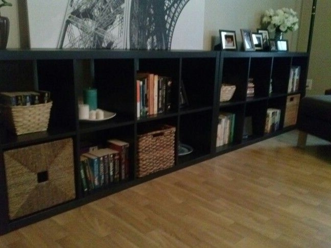 Long Horizontal Bookcases With Regard To Most Recently Released 9 Best Bookcases Images On Pinterest (View 11 of 15)