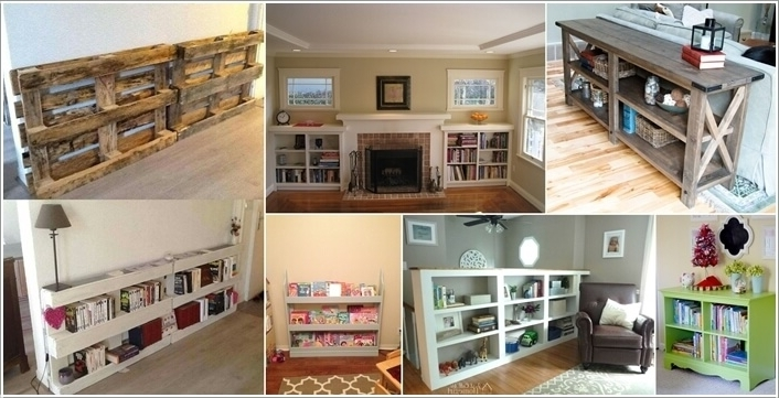 Low Bookcases Throughout Well Liked These Diy Low Bookcases Are Simply Amazing (View 8 of 15)