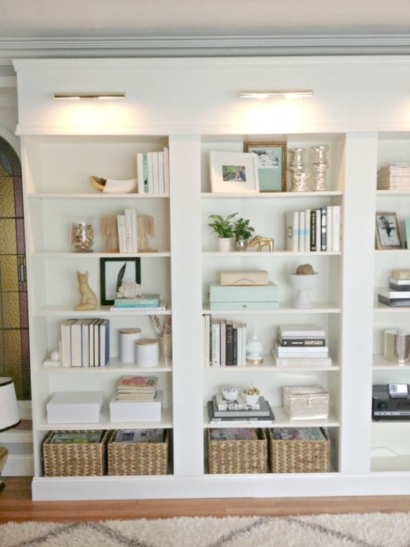 Made Bookcases Inside Famous Best 25+ Custom Shelving Ideas On Pinterest (View 13 of 15)