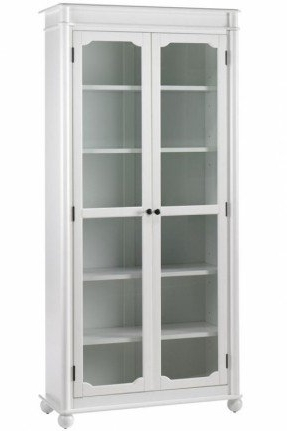 Marvelous White Bookcases With Glass Doors 78 For Simple Design Within Preferred White Bookcases With Doors (View 4 of 15)