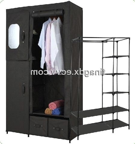 Metal Wardrobe Purchasing, Souring Agent (View 6 of 15)