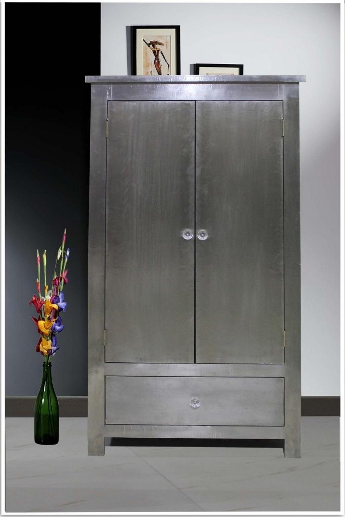 Featured Photo of Metal Wardrobes