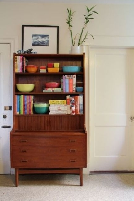 Midcentury Bookcases In Most Recently Released 25 Original Mid Century Modern Bookcases You'll Like – Digsdigs (View 3 of 15)