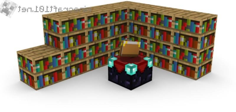 Minecraft 101 Pertaining To Minecraft Bookcases (View 6 of 15)
