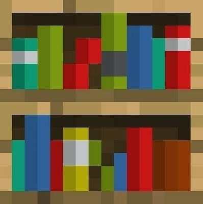 Minecraft Bookcases Intended For 2017 Minecraft Bookshelf Enchanting Table Distance Bookshelves Perfect (View 14 of 15)