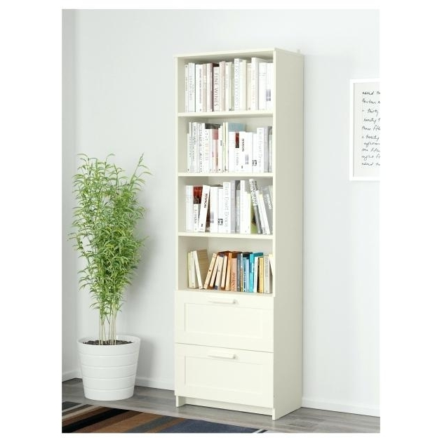 Miraculous Bookcase Brimnes With Drawers On Bottom White Ikea Of Regarding Current Bookcases With Drawers On Bottom (View 8 of 15)