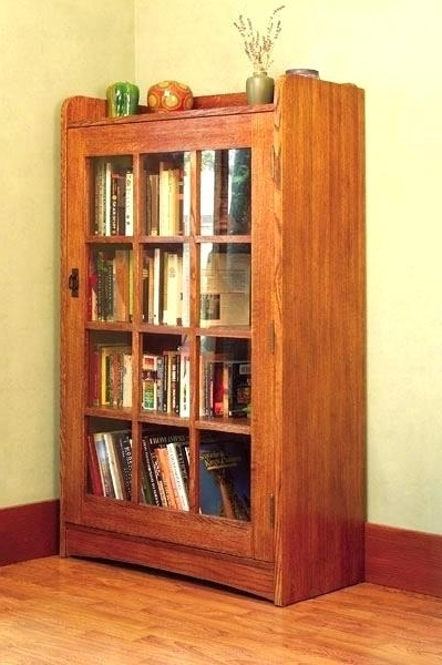 Mission Style Bookcases Pertaining To 2018 Craftsman Fireplace Mantel Bookcase Craftsman Style Fireplace (View 11 of 15)