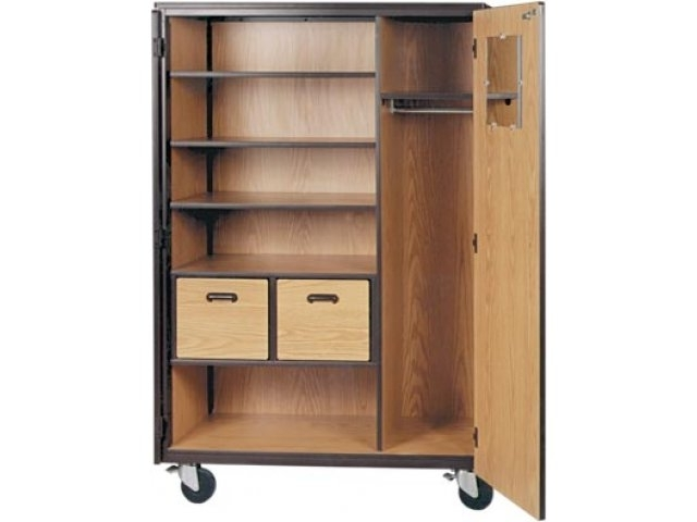 Mobile Wardrobes Cabinets With 2017 Shop Wardrobe Storage Cabinets: Buy Now! – Hertz Furniture (View 4 of 15)
