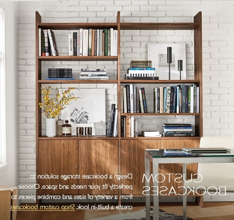 Modern Bookcases & Shelves – Modern Living Room Furniture – Room Intended For 2018 Modern Bookcases (View 8 of 15)