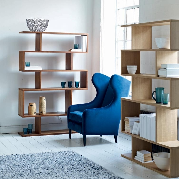 Modern Oak Bookcases (View 10 of 15)