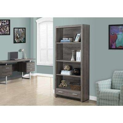 Monarch Specialties – Bookcases – Home Office Furniture – The Home Within Widely Used Monarch Bookcases (View 7 of 15)