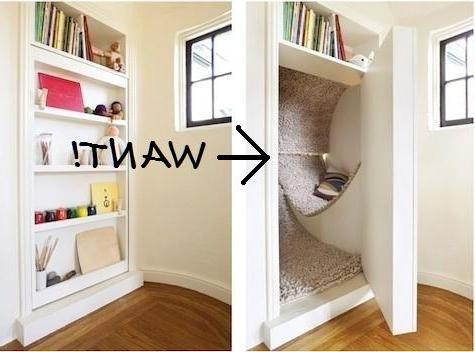 Most Current 10 Kick Ass Secret Passage Bookshelves Hidden Door Bookcase (View 6 of 15)