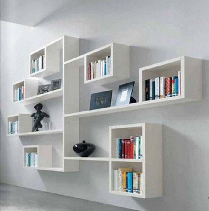 Most Current Best 25+ Floating Cube Shelves Ideas On Pinterest (View 5 of 15)