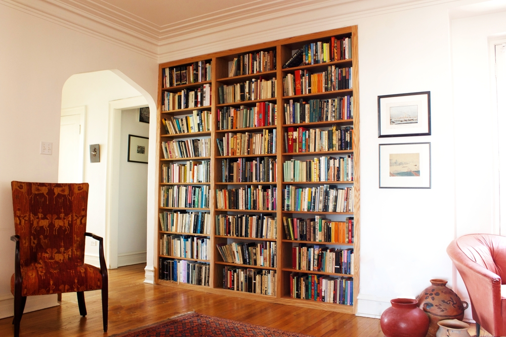 Most Current Build Built In Bookcases For Custom Built In 57th Street Bookcase Cabinet With Build Built In (View 14 of 15)