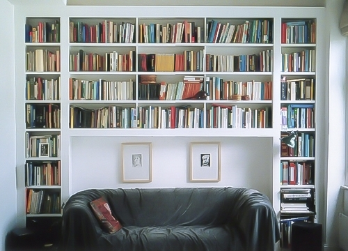 Most Current Built In Bookcases For Your Book Collection Regarding Fitted Bookshelves (View 4 of 15)