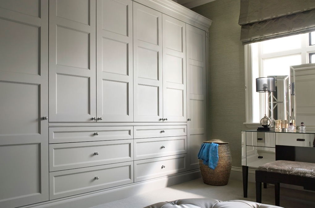 Most Current Drawers For Fitted Wardrobes In Vanilla Interiors In Yorkshire Becomes A Distributor Of Luxury (View 15 of 15)