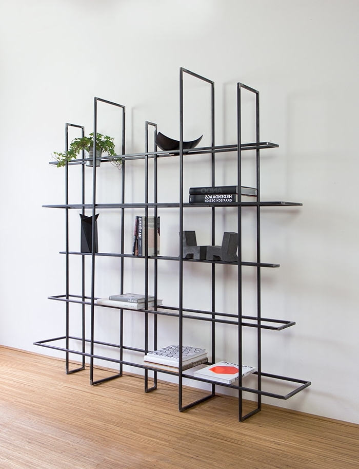 Most Current Free Standing Bookcases Intended For Frames (View 6 of 15)