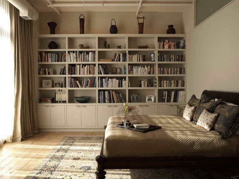 Most Current Full Wall Bookcases Throughout Wall Units (View 8 of 15)