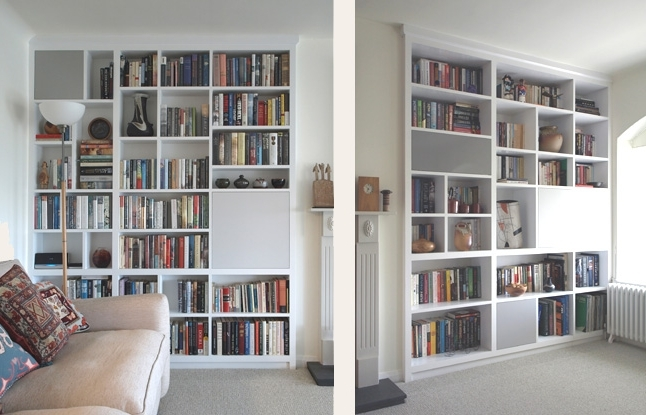 Most Current Handmade Bookcases Throughout N B Crossling – Bespoke Handmade Bookcases Bristol (View 12 of 15)
