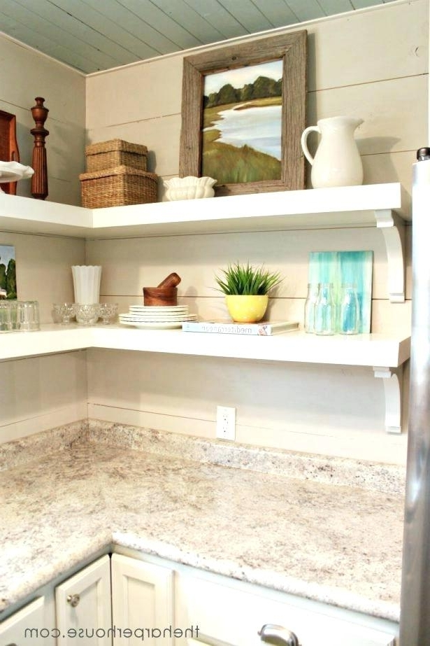 Most Current Kitchen Cabinet Shelf Ideas Kitchen Cabinets Shelves Ideas Medium Within Shelves And Cupboards (View 6 of 15)