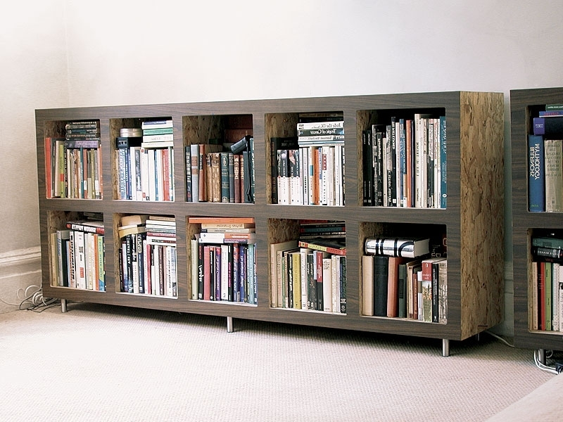 Most Current Long Low Bookcases Pertaining To Bookcases Ideas: One Best Of The Best Low Bookcase Bookcases With (View 13 of 15)