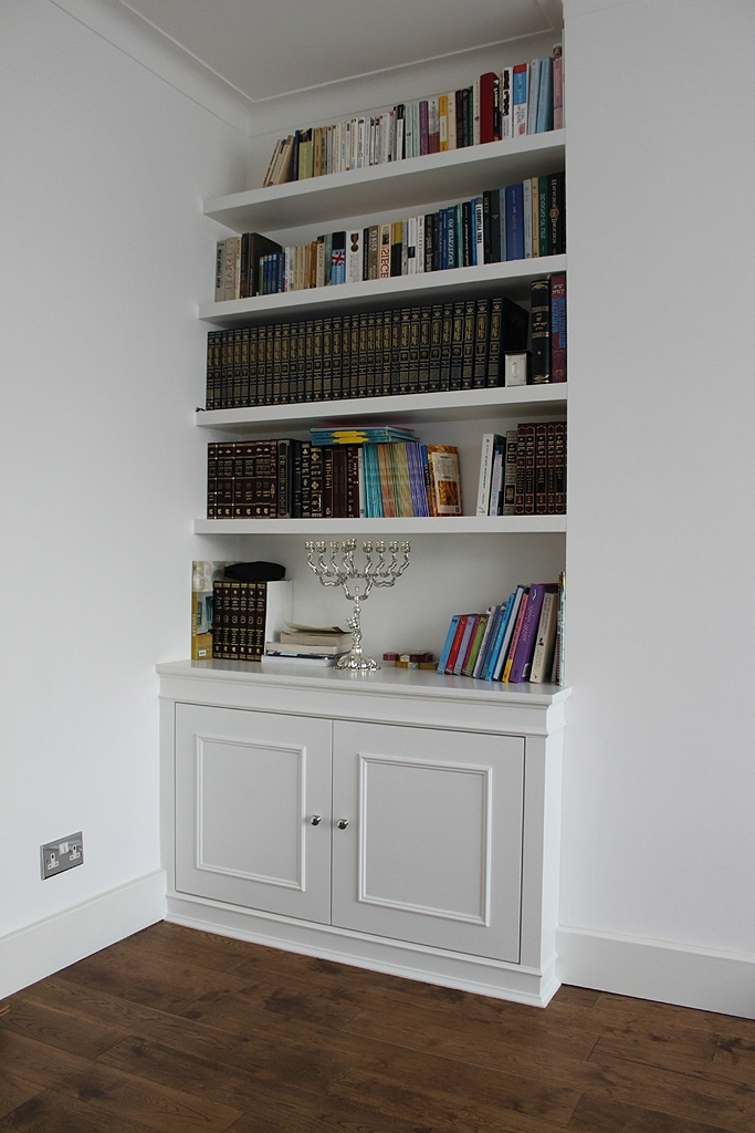 Most Current Shelves And Cupboards With Regard To Fitted Wardrobes, Bookcases, Shelving, Floating Shelves, London (View 7 of 15)