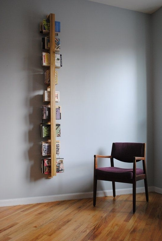 Most Current Skinny Bookcases Within The 25+ Best Skinny Bookshelf Ideas On Pinterest (View 4 of 15)