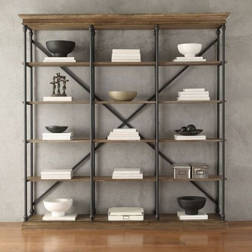Most Popular Best 25+ Wide Bookshelf Ideas On Pinterest (View 2 of 15)