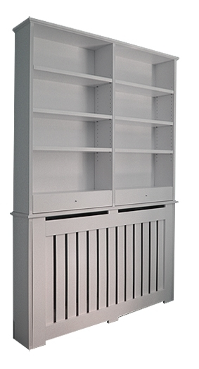 Most Popular Bookcases Radiator Cover With Radiator Covers With Shelves – Google Search (View 4 of 15)