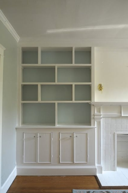 Most Popular Built In Bookshelves Kits For If I Ever Have To Do This Again (View 7 of 15)