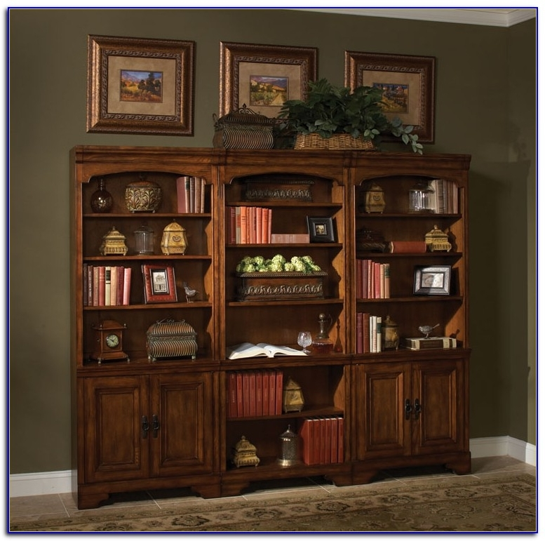 Most Popular Carson 5 Shelf Bookcase With Doors Rustic – Bookcases : Home Intended For Threshold Carson 5 Shelf Bookcases (View 4 of 15)