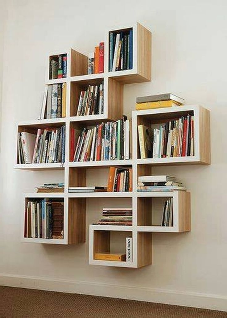 Most Popular Handmade Bookshelves For Best 25+ Handmade Bookshelves Ideas On Pinterest (View 8 of 15)