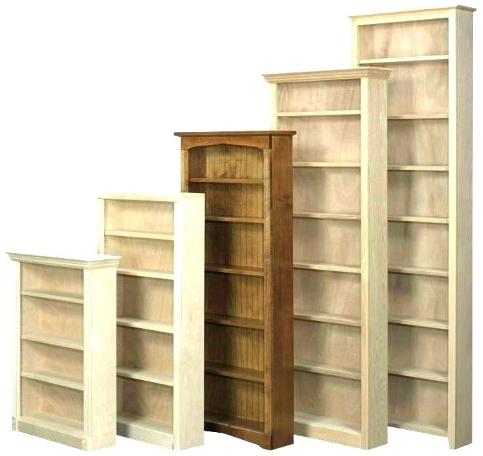 Most Popular Large Wooden Bookcases Within Solid Wood Shelves Large Wooden Bookcase White Bookcase Sale Large (View 11 of 15)